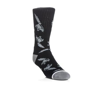 ponožky SULLEN - Machined - Black/Grey, SULLEN