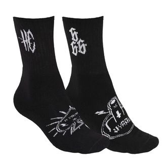 ponožky HYRAW - Noires, HYRAW