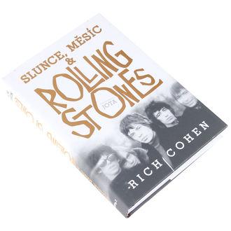 kniha Slnko, Mesiac a Rolling Stones - Rich Cohen, Rolling Stones