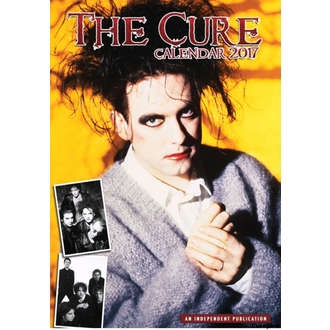 kalendár na rok 2017 - Cure, NNM, Cure