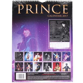 kalendár na rok 2017 - Prince, NNM