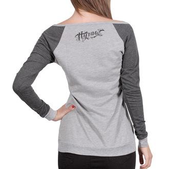 tričko dámske s dlhým rukávom HYRAW - Neotrad, HYRAW