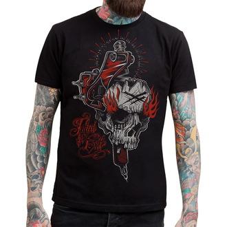 tričko pánske HYRAW - Inked, HYRAW