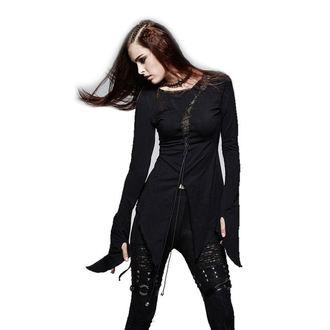 tričko dámske s dlhým rukávom (tunika) PUNK RAVE - Hypnosis, PUNK RAVE