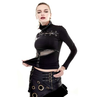 tričko dámske s dlhým rukávom PUNK RAVE - Catacomb, PUNK RAVE