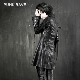 kabát dámsky jarno/jesenná PUNK RAVE - Poisonblack, PUNK RAVE