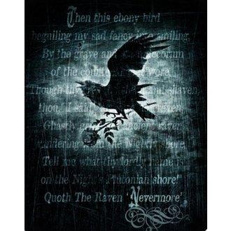 obliečky ALCHEMY GOTHIC - Alnevdd Nevermore, ALCHEMY GOTHIC