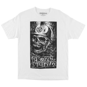 tričko pánske METAL MULISHA - Shredded, METAL MULISHA