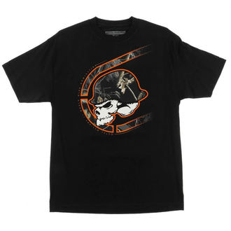 tričko pánske METAL MULISHA - Black Out, METAL MULISHA