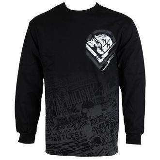 tričko pánske s dlhým rukávom METAL MULISHA - Electric, METAL MULISHA