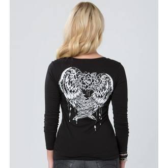 tričko dámske s dlhým rukávom METAL MULISHA - Fallen, METAL MULISHA