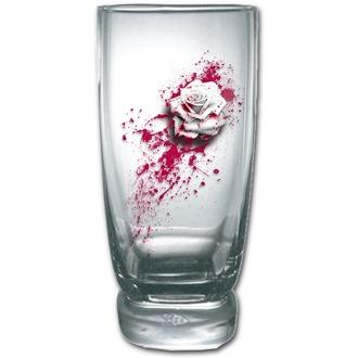 poháre (sada 2ks) SPIRAL - BLOOD ROSE, SPIRAL