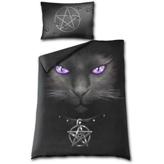 obliečky SPIRAL - BLACK CAT, SPIRAL