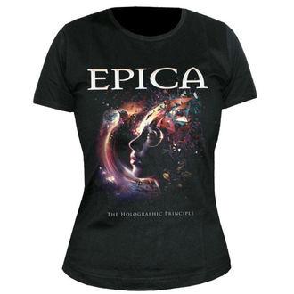 tričko dámske Epica - The holographic principle - NUCLEAR BLAST, NUCLEAR BLAST, Epica