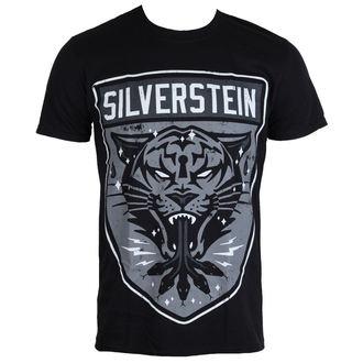tričko pánske Silverstein - Tiger - PLASTIC HEAD, PLASTIC HEAD, Silverstein