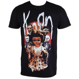 tričko pánske Korn - Dolls - PLASTIC HEAD, PLASTIC HEAD, Korn