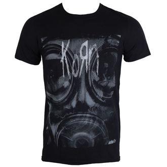 tričko pánske Korn - Gas Mask - PLASTIC HEAD, PLASTIC HEAD, Korn