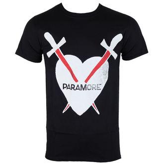 tričko pánske Paramore - Daggers - PLASTIC HEAD, PLASTIC HEAD, Paramore