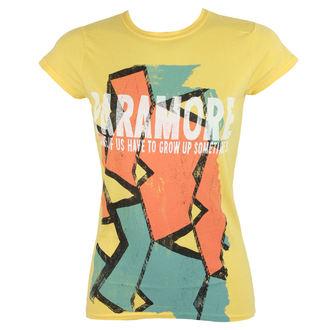 tričko dámske Paramore - Sometimes Pattern - PLASTIC HEAD, PLASTIC HEAD, Paramore