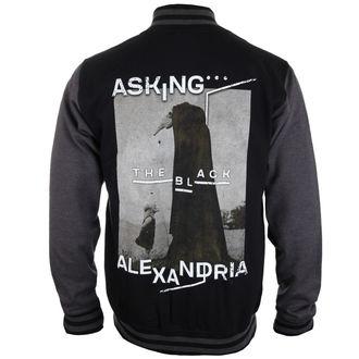 mikina pánska (baseball) Asking Alexandria - The Black Original Art - PLASTIC HEAD, PLASTIC HEAD, Asking Alexandria