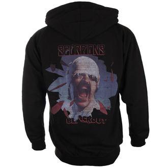 mikina pánska Scorpions - Black Out - PLASTIC HEAD, PLASTIC HEAD, Scorpions