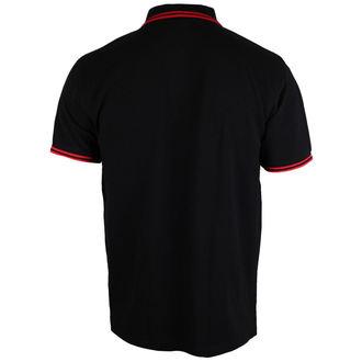 tričko pánske (polo) Rainbow - Logo - PLASTIC HEAD, PLASTIC HEAD, Rainbow