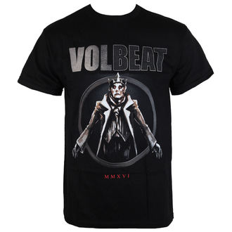 tričko pánske Volbeat - RED KING-BLACK - BRAVADO, BRAVADO, Volbeat