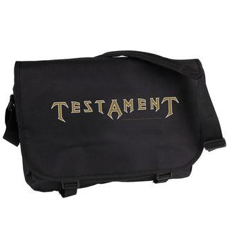taška Testament - Logo - PLASTIC HEAD, PLASTIC HEAD, Testament