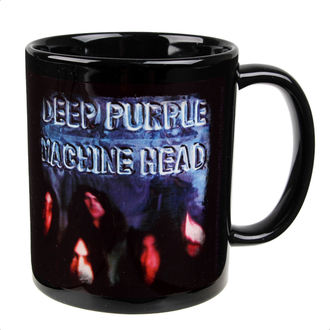 hrnček Deep Purple - Machine Head - PLASTIC HEAD, PLASTIC HEAD, Deep Purple