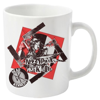 hrnček Dead Kennedys - Nazi Punks - PLASTIC HEAD - PHMUG224