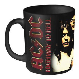 hrnček AC/DC - Highway To Hell - PLASTIC HEAD, PLASTIC HEAD, AC-DC