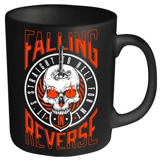 hrnček Falling In Reverse - Straight To Hell - PLASTIC HEAD, PLASTIC HEAD, Falling In Reverse