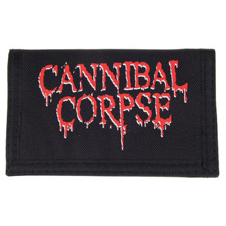 peňaženka Cannibal Corpse - Logo - PLASTIC HEAD, PLASTIC HEAD, Cannibal Corpse