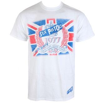 tričko pánske Sex Pistols - Silver Jubilee - PLASTIC HEAD, PLASTIC HEAD, Sex Pistols