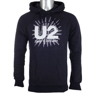 mikina pánska U2 - Songs Of Innocence - PLASTIC HEAD, PLASTIC HEAD, U2