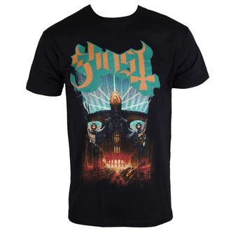 tričko pánske Ghost - Meliora - PLASTIC HEAD - PH10201