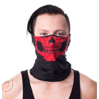 šatka POIZEN INDUSTRIES - SM1 SNOOD - RED, POIZEN INDUSTRIES