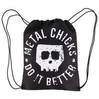 vak METAL CHICKS DO IT BETTER - Skull, METAL CHICKS DO IT BETTER