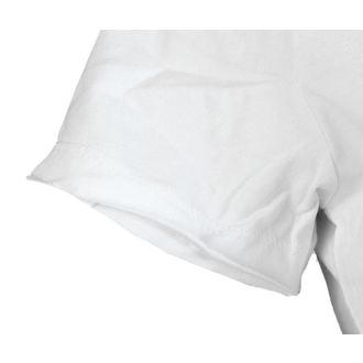 tričko dámske KISS - K 35 WHITE - AMPLIFIED, AMPLIFIED, Kiss