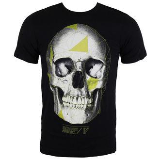 tričko pánske IRON FIST - Black, IRON FIST
