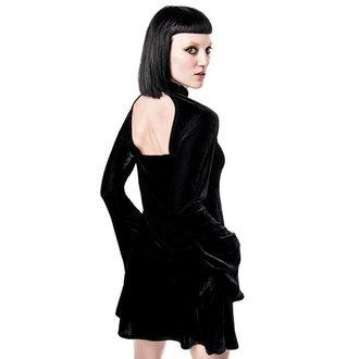 šaty dámske KILLSTAR - Ziva Velvet, KILLSTAR