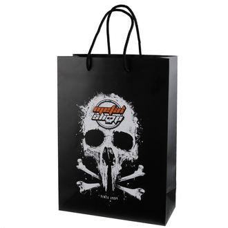 taška darčeková (malá) METALSHOP - One Metal, One Shop, METALSHOP