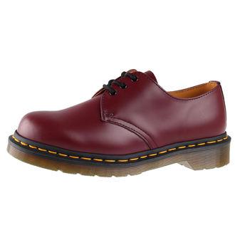 topánky Dr. Martens - 3 dírkové - DM 1461 59 - CHERRY RED SMOOTH, Dr. Martens
