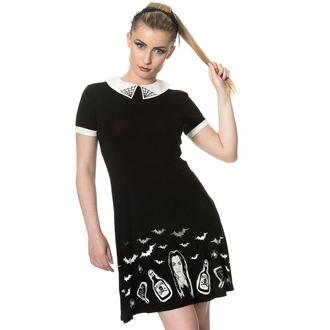 šaty dámske BANNED - DR5157R/BLK