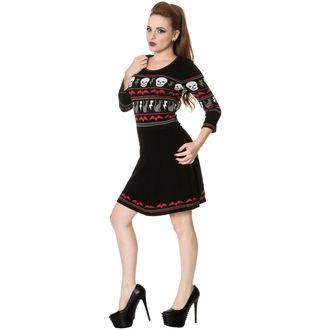 šaty dámske s dlhým rukávom BANNED, BANNED