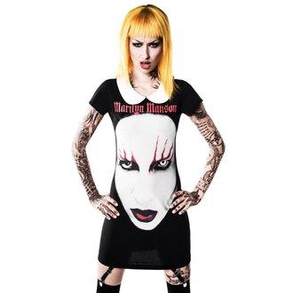 šaty dámske KILLSTAR x MARILYN MANSON - Spell Master Suspender, KILLSTAR, Marilyn Manson