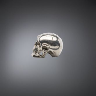 dekorácia QUEEN OF DARKNESS - Skull, QUEEN OF DARKNESS