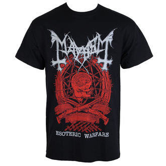 tričko pánske Mayhem - ESOTERIC WARFARE CREST - RAZAMATAZ, RAZAMATAZ, Mayhem