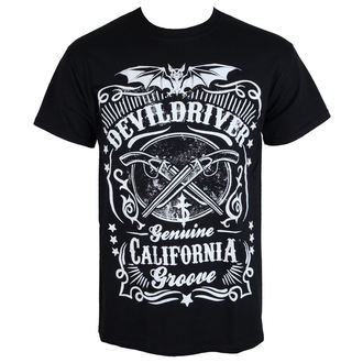 tričko pánske Devildriver - CALIFORNIA GROOVE - RAZAMATAZ, RAZAMATAZ, Devildriver