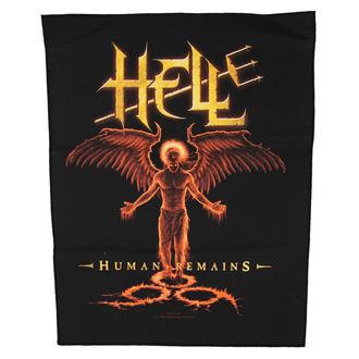 nášivka Hell - HUMAN REMAINS - RAZAMATAZ, RAZAMATAZ, Hell
